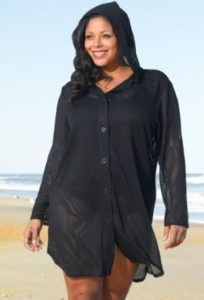 Cheap Plus Size Bathing Suit Cover Ups