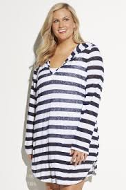 Plus Size Bathing Suit with Cover Ups