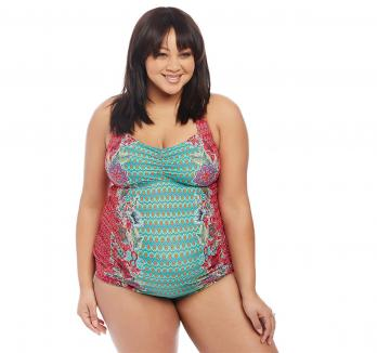 619361a0029a0 Best Plus Size Maternity Swimsuit and Swimwear