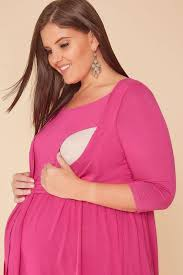 Plus Size Nursing Top
