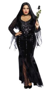 Women's Plus Size Witch Costume