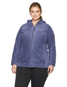 Columbia Fleece Jacket in Plus Size