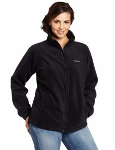 Columbia Fleece Jackets Plus Size