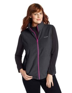 Columbia Fleece Vest Jacket Plus Size