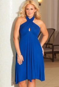 Convertible Dress Plus Sizes