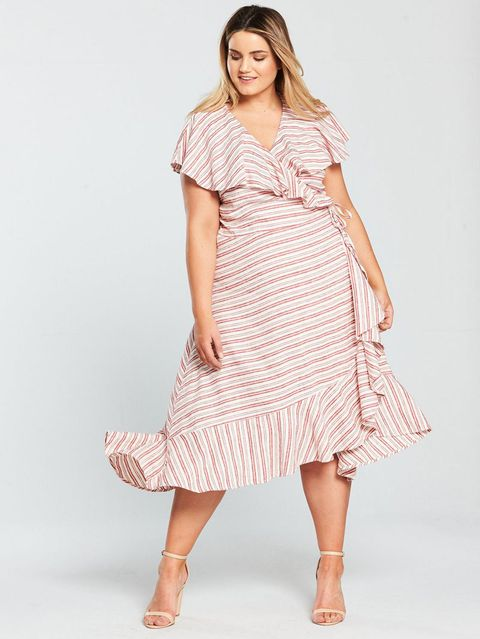 Cotton Plus Size Sundress