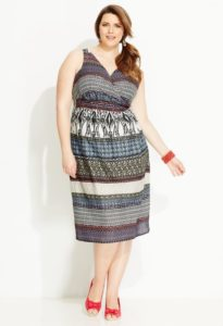 Cotton Sundresses in Plus Size