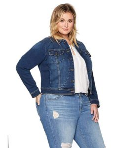 Oversized Denim Jackets Women
