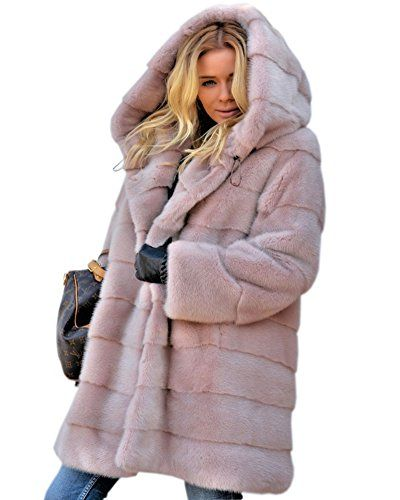 Plus Size Fleece Jacket with Hood