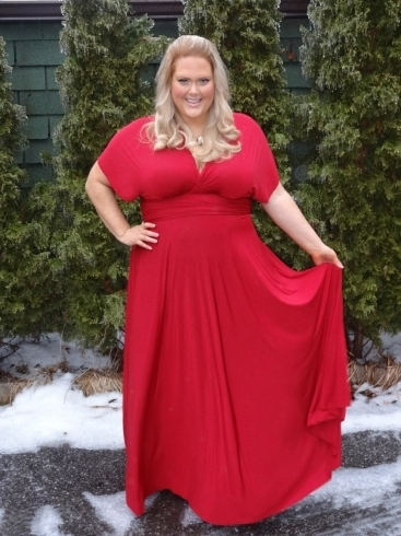 Best Infinity Dress Plus Size