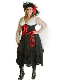 Plus Size Pirate Costume