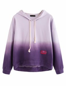 Plus Size Pullover Hoodies Ladies