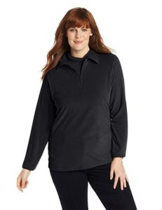 Plus Sizes Columbia Fleece Jacket