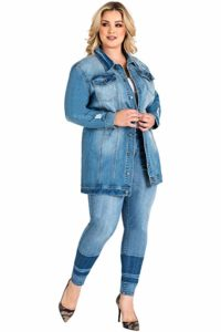Women's Oversized Denim Jackets