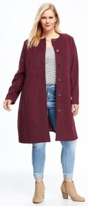 Plus Size Winter Coat 4X