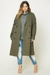 Plus Size Winter Trench Coats 4x