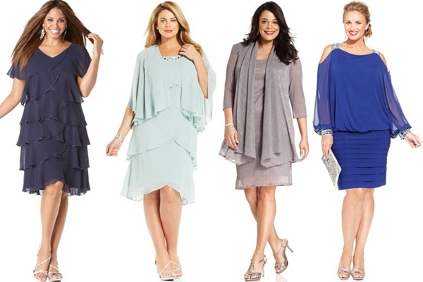 Plus Size Dresses to Wear to a Wedding with Sleeves - Attire ...