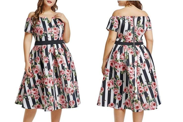 Plus Size Dresses with Sleeves for Wedding