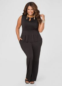 Plus Size Jumpsuits for Clubbing