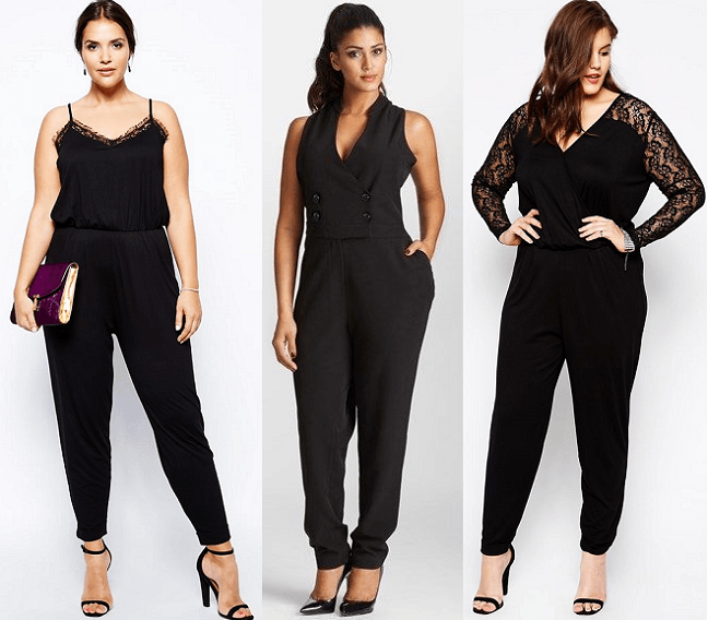 09d9da8aa37 10 Trendy Clubwear - Plus Size Jumpsuits for Evening