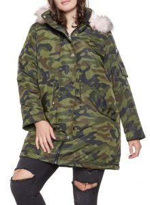 Female Extra Large Army Jacket