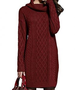 Over Sized Knitted Dress