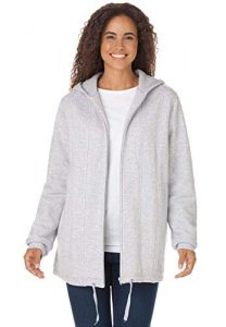 Over Sized Women's Fleece Jacket