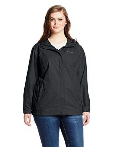 Oversized Windbreaker Jacket For Women