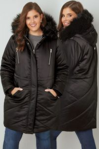 Parka Jackets With Fur Top