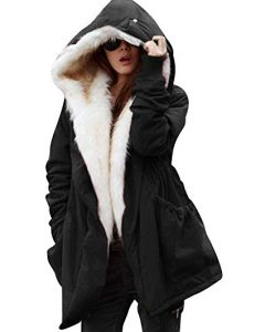 Parka Plus Size Overcoat
