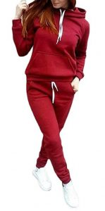 Plus Size 2 piece Sweat Suit