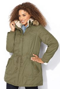 Plus Size 5X Winter Coats