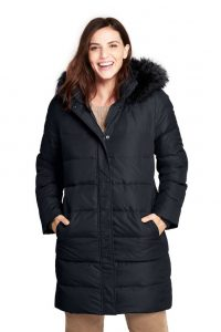 Plus Size Ladies Parka Jackets
