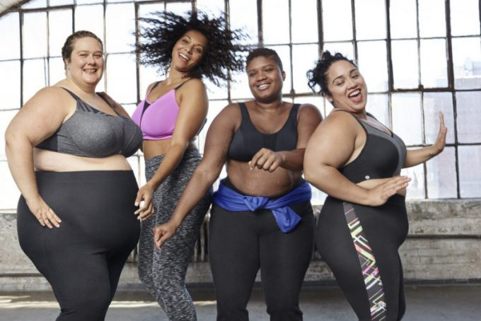 Plus Size Sportswear Ladies