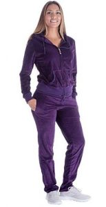 Plus Size Sweatsuit Jogger Set