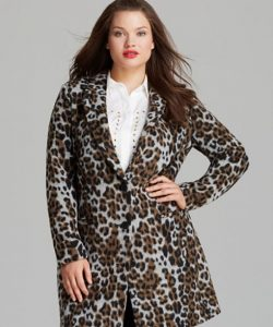 Plus Size Winter Parka Coats