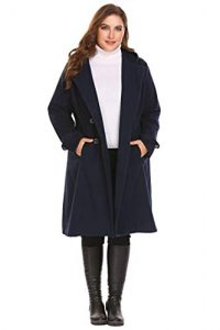 Plus Size Women Winter Coats 6X