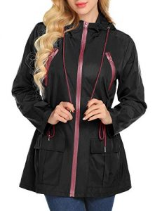 Waterproof Jackets For Plus Size