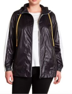 Windbreaker Jackets In Plus Size