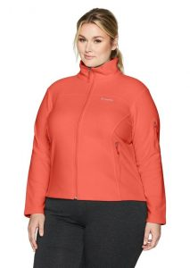 Women Plus Size Fleece Jacket
