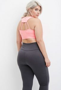 Cute Working Out Clothes in Plus Size