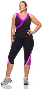 Exercise Clothes Plus Size