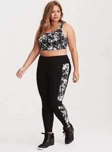 Extra Large Flattering Workout Clothes