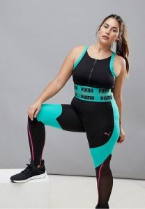 Flattering Workout Clothes In Plus Size