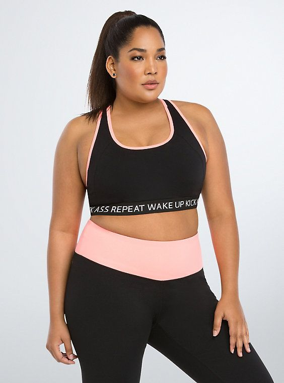 d2490fab1ae Flattering Workout Clothes For Plus Size
