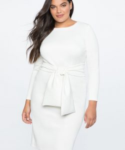 Long Sleeve Dress Plus Size