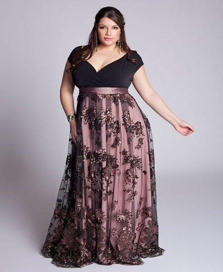Plus Size Maternity Formal Dresses | Attire Plus Size