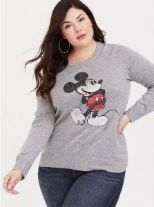 Plus Size Disney Shirts