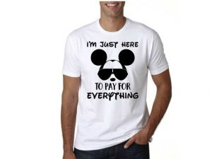 Plus Size Disney Shirts With Quotes