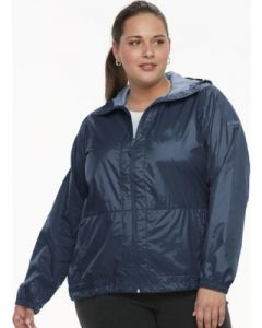 Plus Size Rain Jackets With Hood